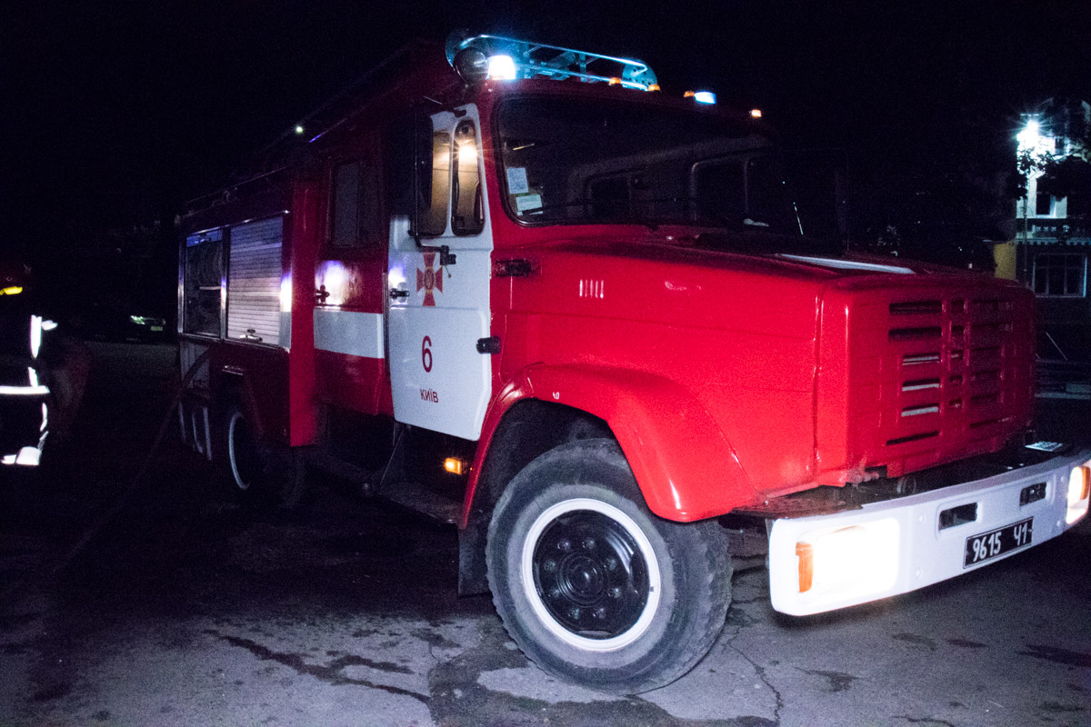 Спасатели оперативно ликвидировали возгорание