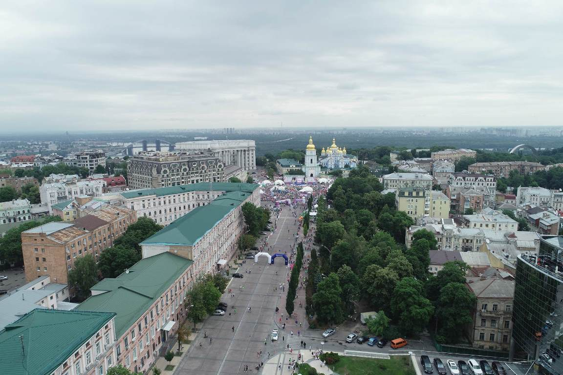 Беговой сезон в Киеве продолжается