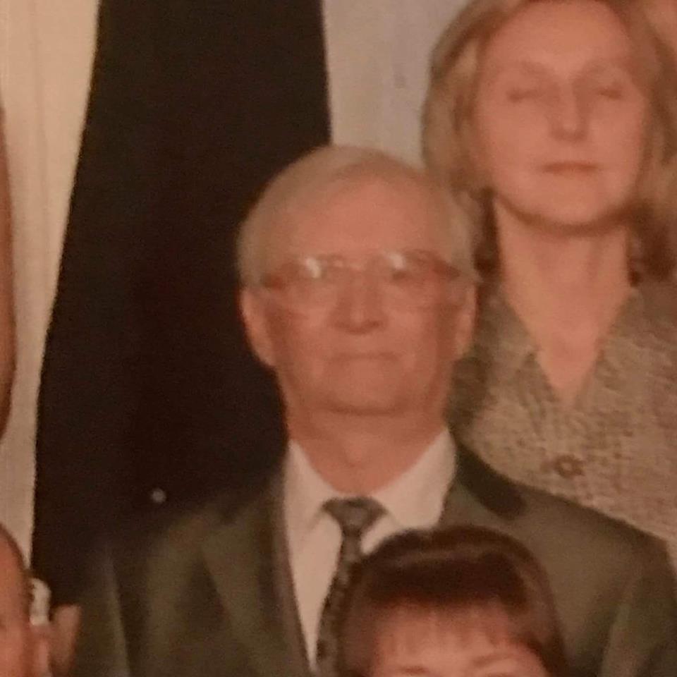 Пропал Петр Плотников, 72 года