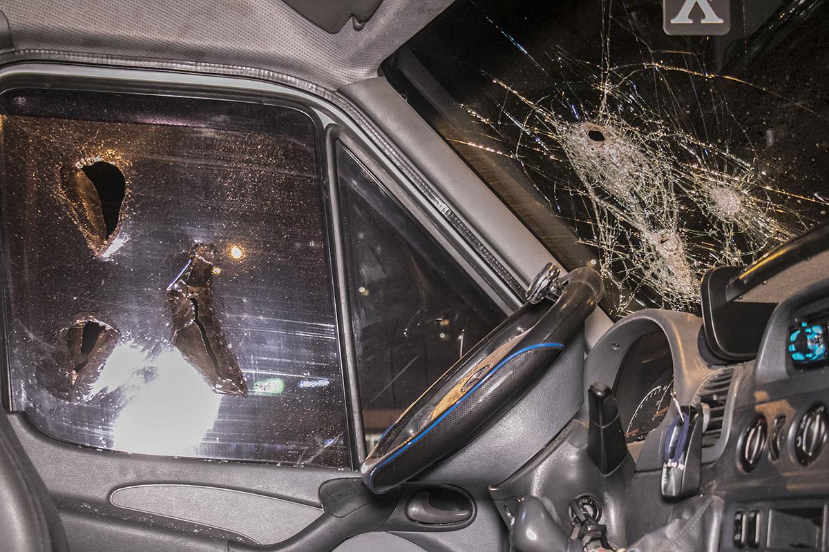 Полиция заявила, что это была всего лишь драка битами, а не стрельба