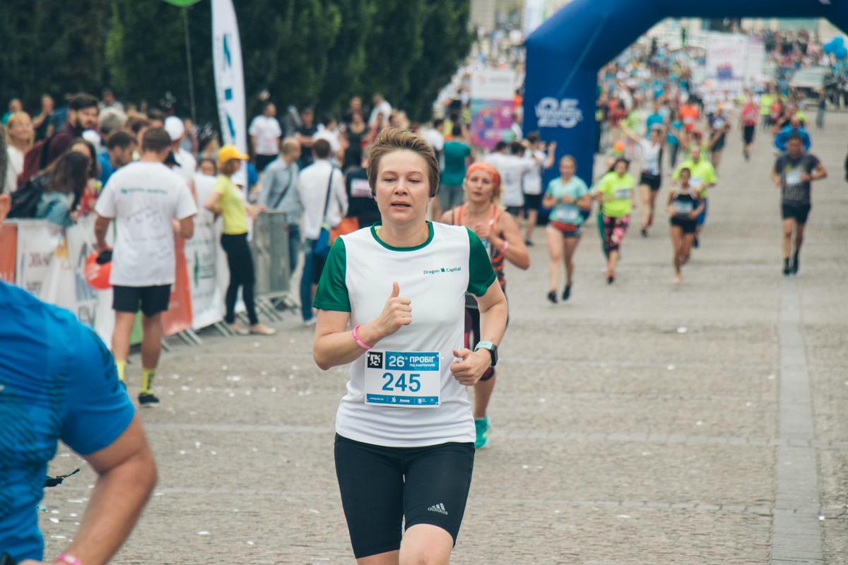 Спортсмены преодолели 4900 метров
