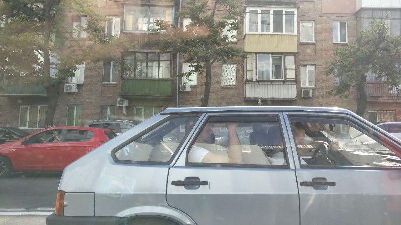 Алексея Святогора перевозят в Шевченковское управление