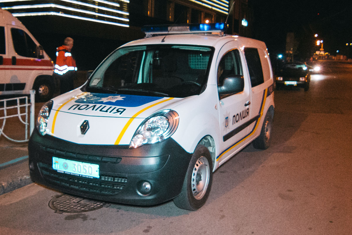 В центре Киева мужчина умер на работе