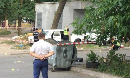 Взрыв машины в Киеве на Святошино: атошника могут посадить на 7 лет