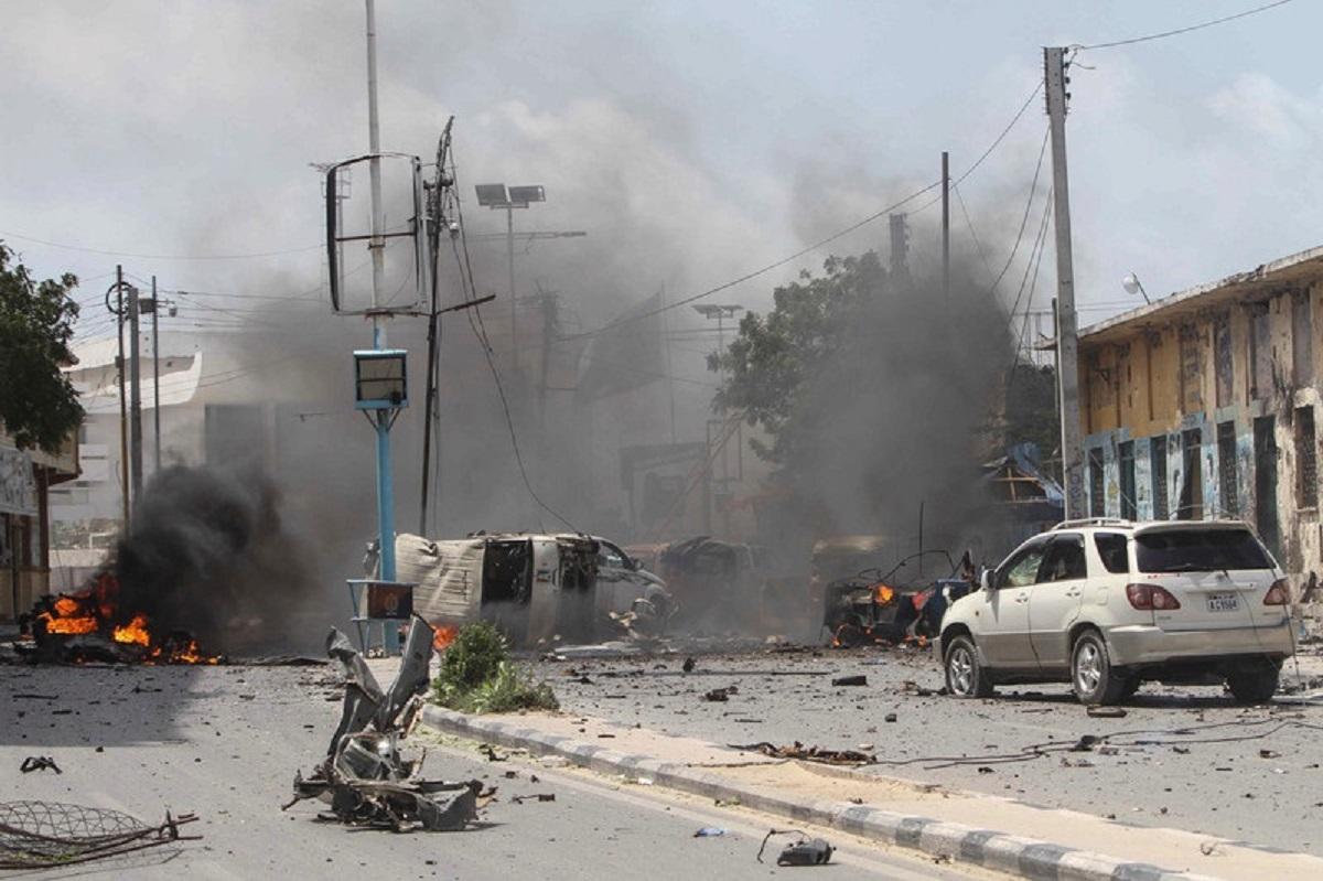 В Сомали экстремисты напали на здание МВД. Погибли девять человек