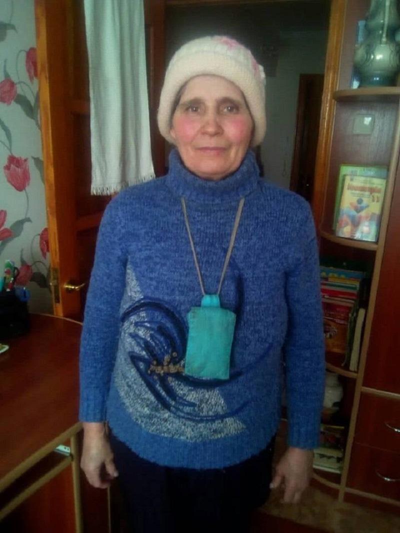 В Киеве разыскивают Галину Владимировну Пьянтковскую