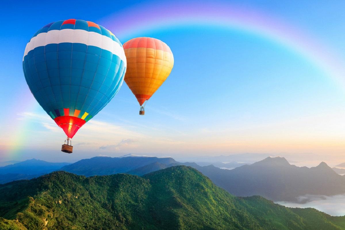 В киевском воздухоплавательном обществе обещают сделать ваш полет на воздушном шаре безопасным и комфортным