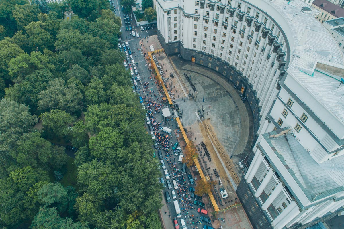 «Азоту — работу!» — лозунг участников акции