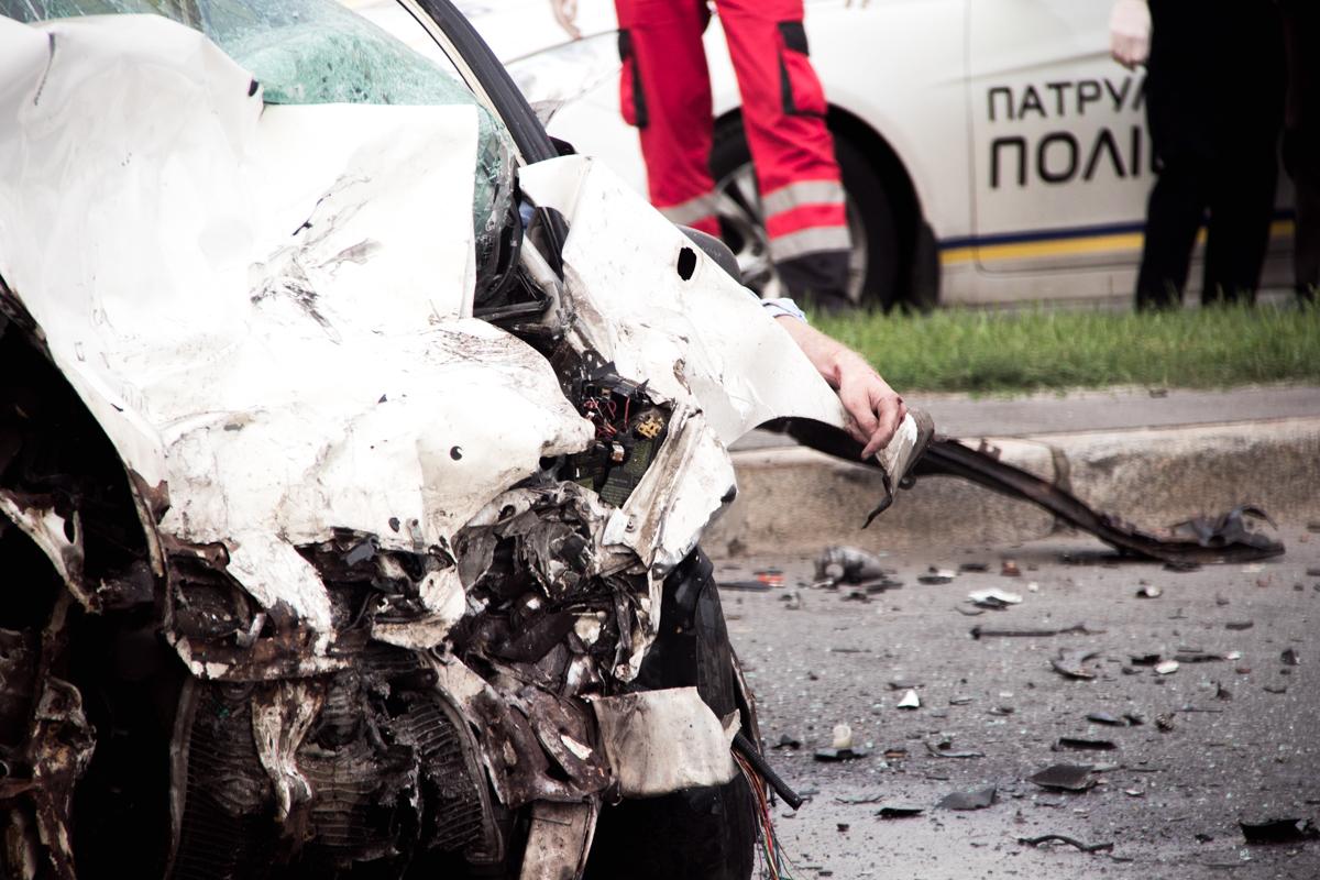 Водителя и девушка-пассажир Daewoo получили травмы несовместимые с жизнью