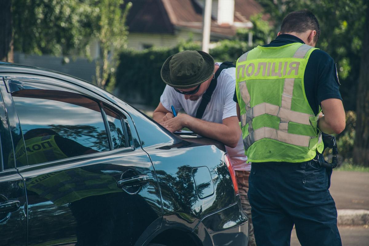 Водитель Mitsubishi признал свою вину в случившемся