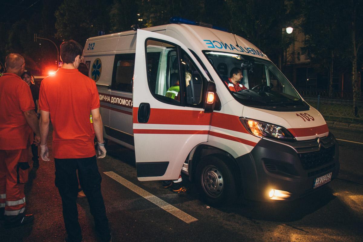 К сожалению, девочка погибла еще до приезда скорой помощи