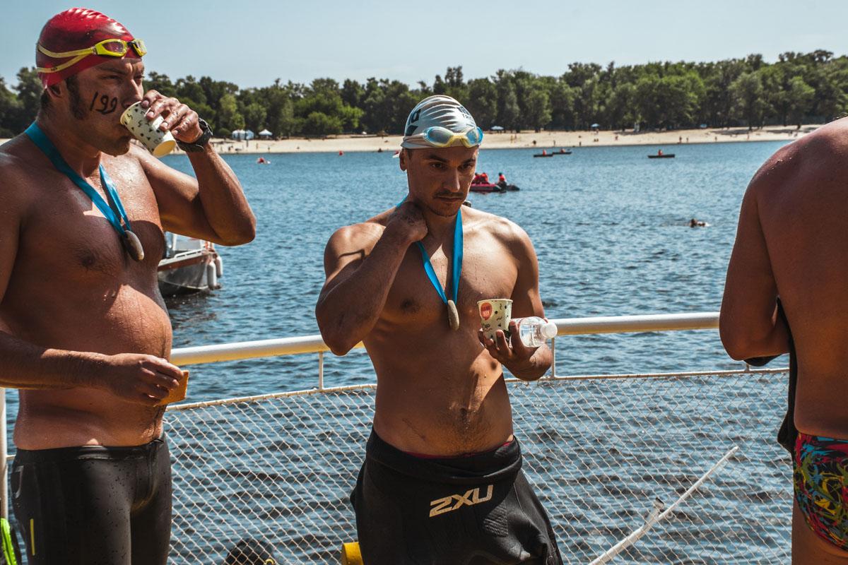 Весовая категория и физическая подготовка участников не имели значения