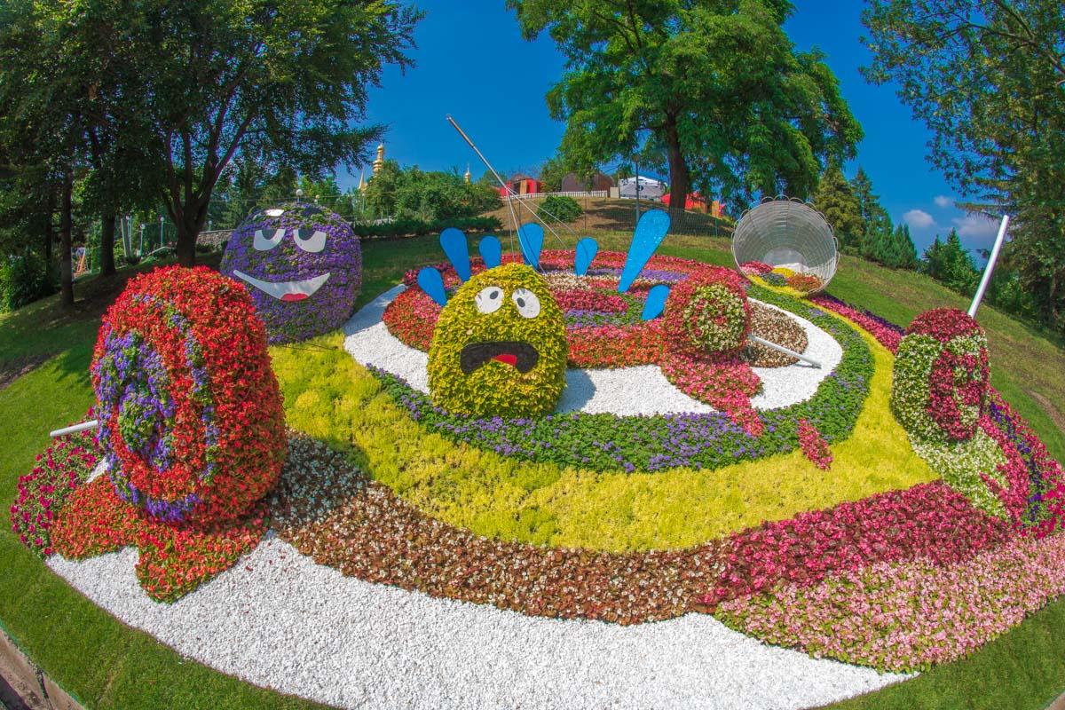 Выставка цветов перенесет посетителей в мир великанов