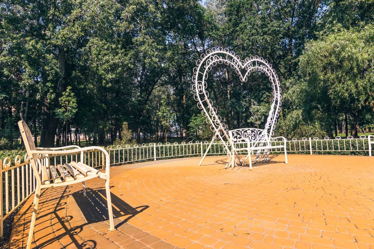 За два года на парк потратят более 79 миллионов гривен