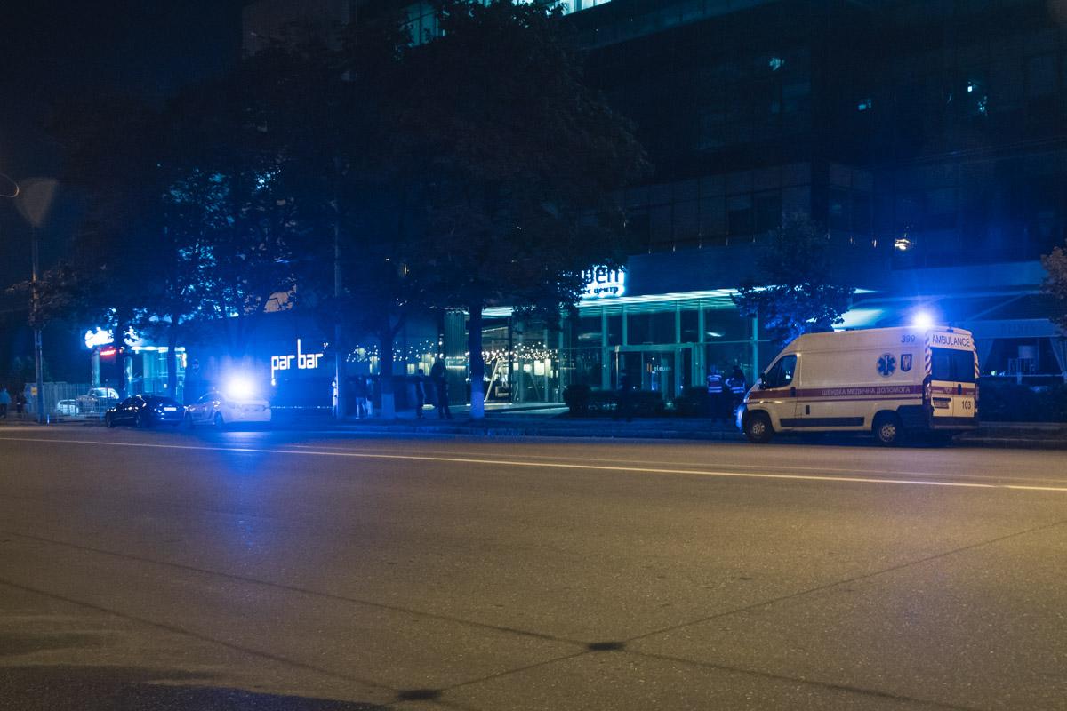 19 июляв Киеве по адресу улица Соломенская, 11, сообщили о минировании офиса компании Pernod Ricard