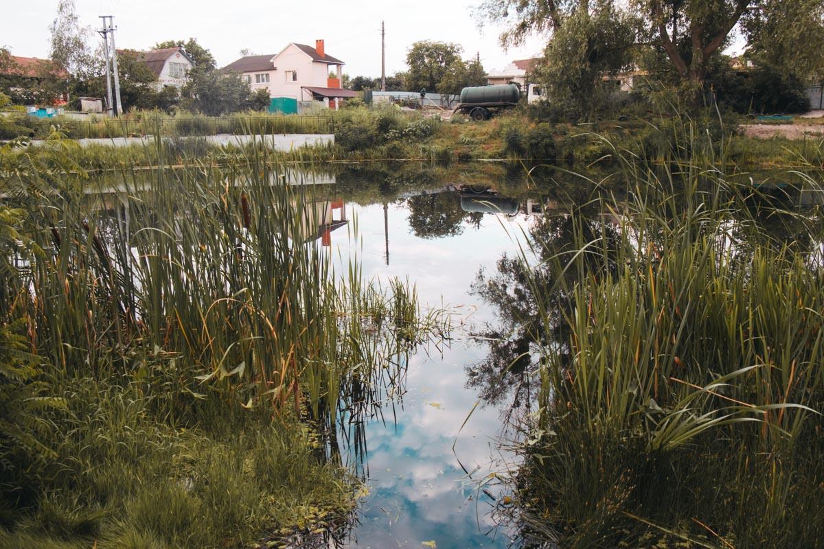 Пострадавшего мужчину полицейские вылавливали в озере