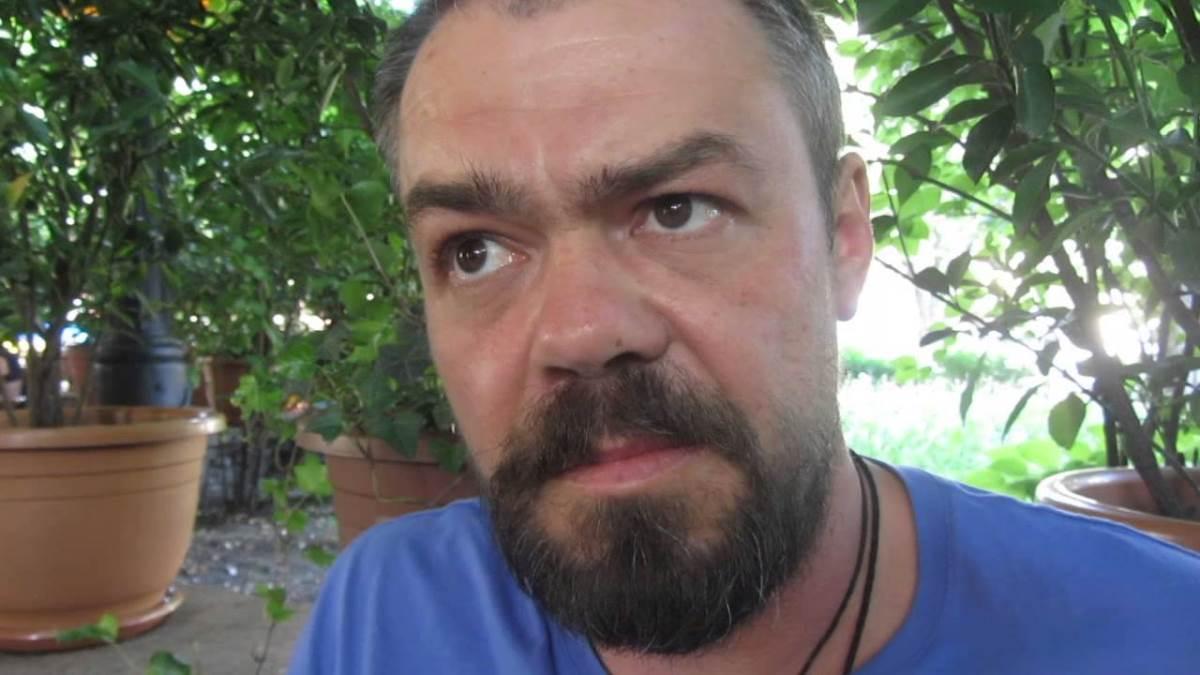 Убитый боец АТО Виталий Олешко