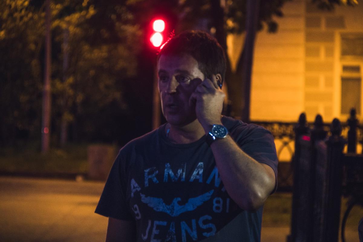 Мужчины, которые находились в автомобиле, были с явными признаками алкогольного опьянения