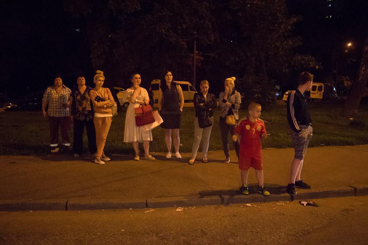 Очевидцы подтвердили, что пешеходы переходили дорогу в неположенном месте