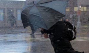 В Киеве ожидается гроза со шквальным ветром