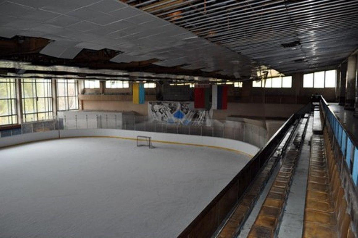 Любителям хоккея - сюда!