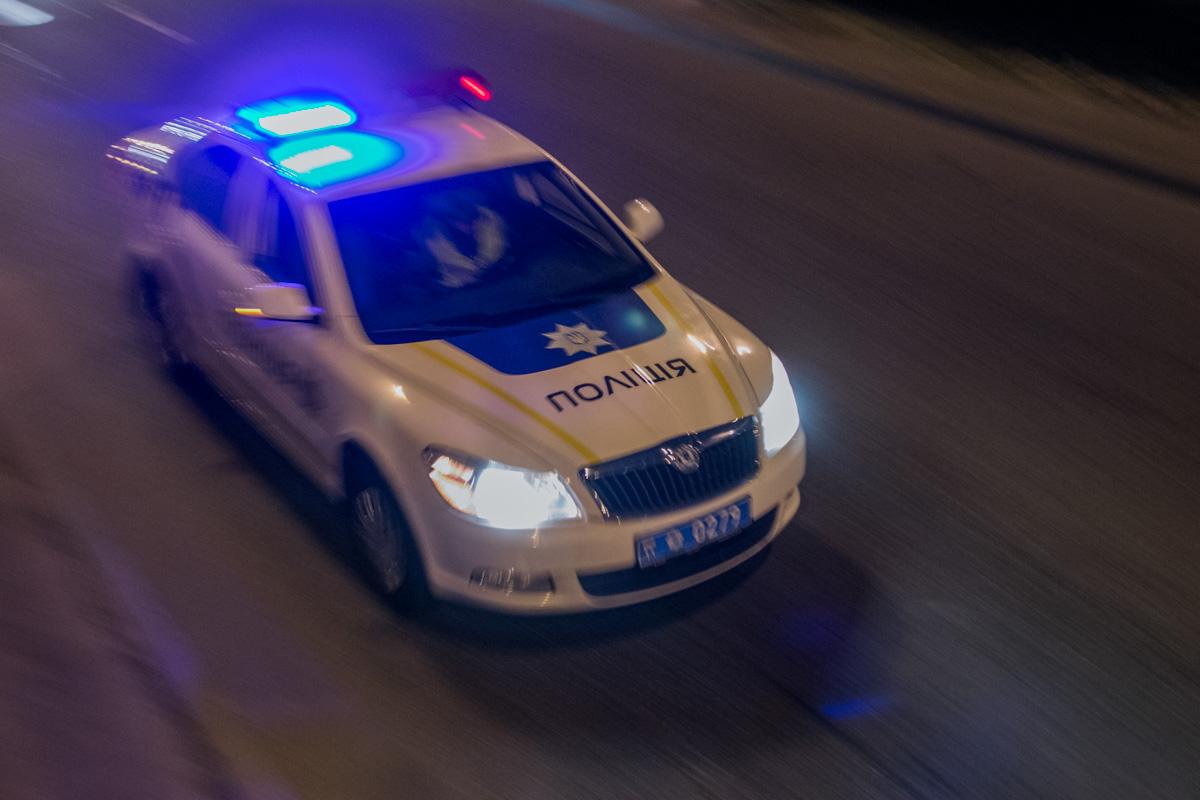 Движение транспорта на гаванский мост ограничивала полиция