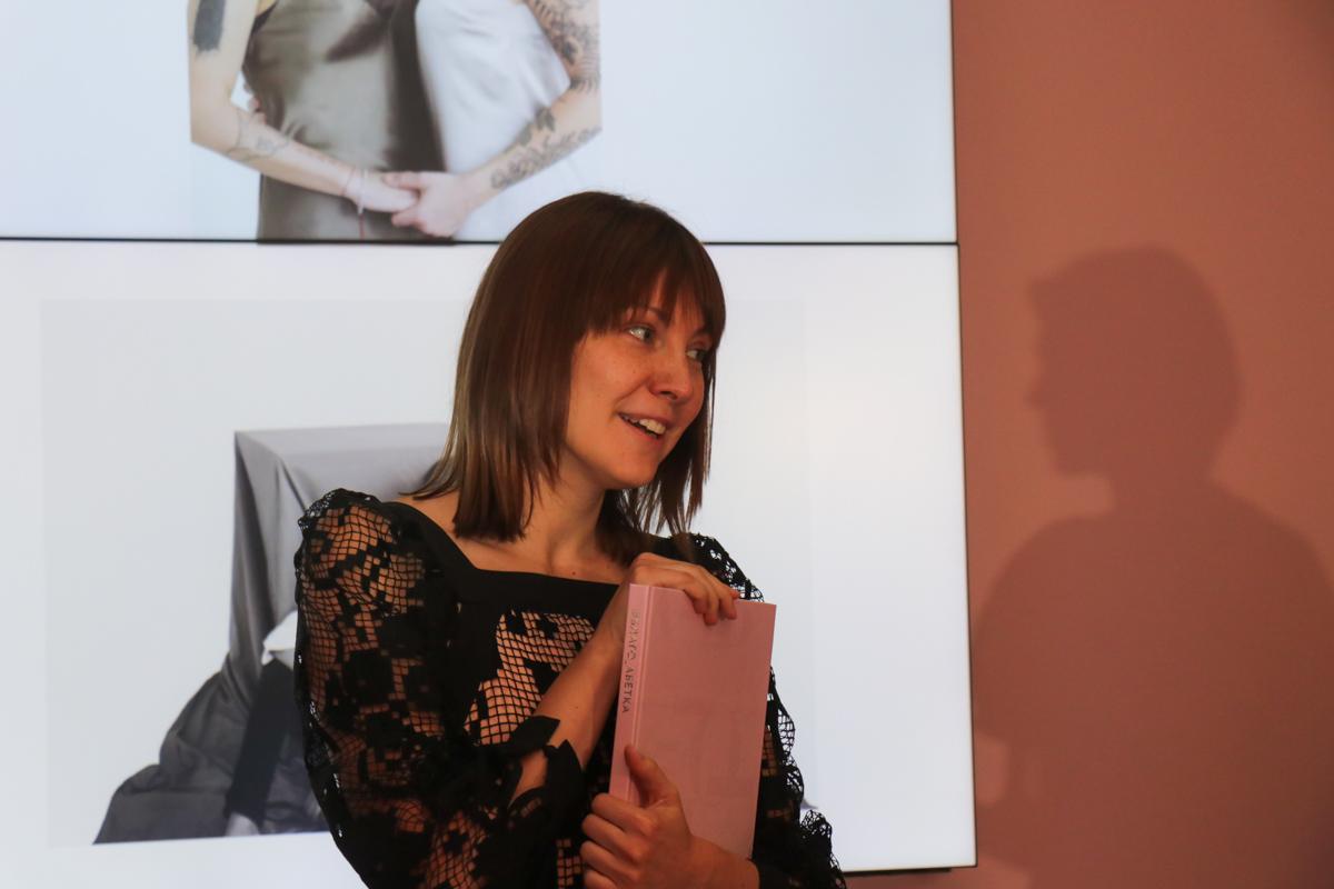 Екатерина Сакевич рассказала о процессе создания необычной азбуки