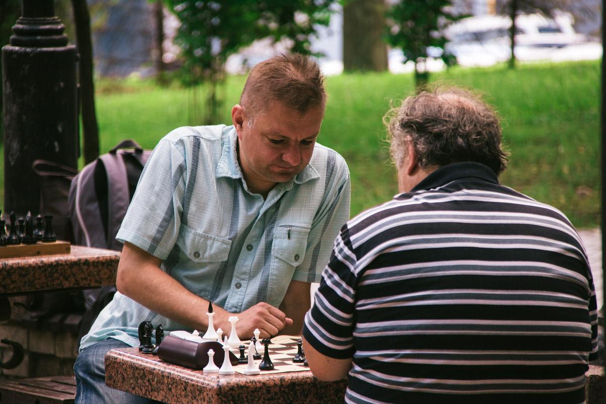 """Он еще не знает, что скоро ему будет """"шах и мат"""""""