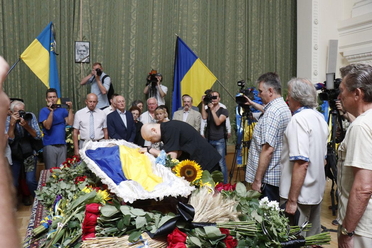 Левко Лукьяненко стал одной из самых выдающихся фигур в новейшей истории Украины