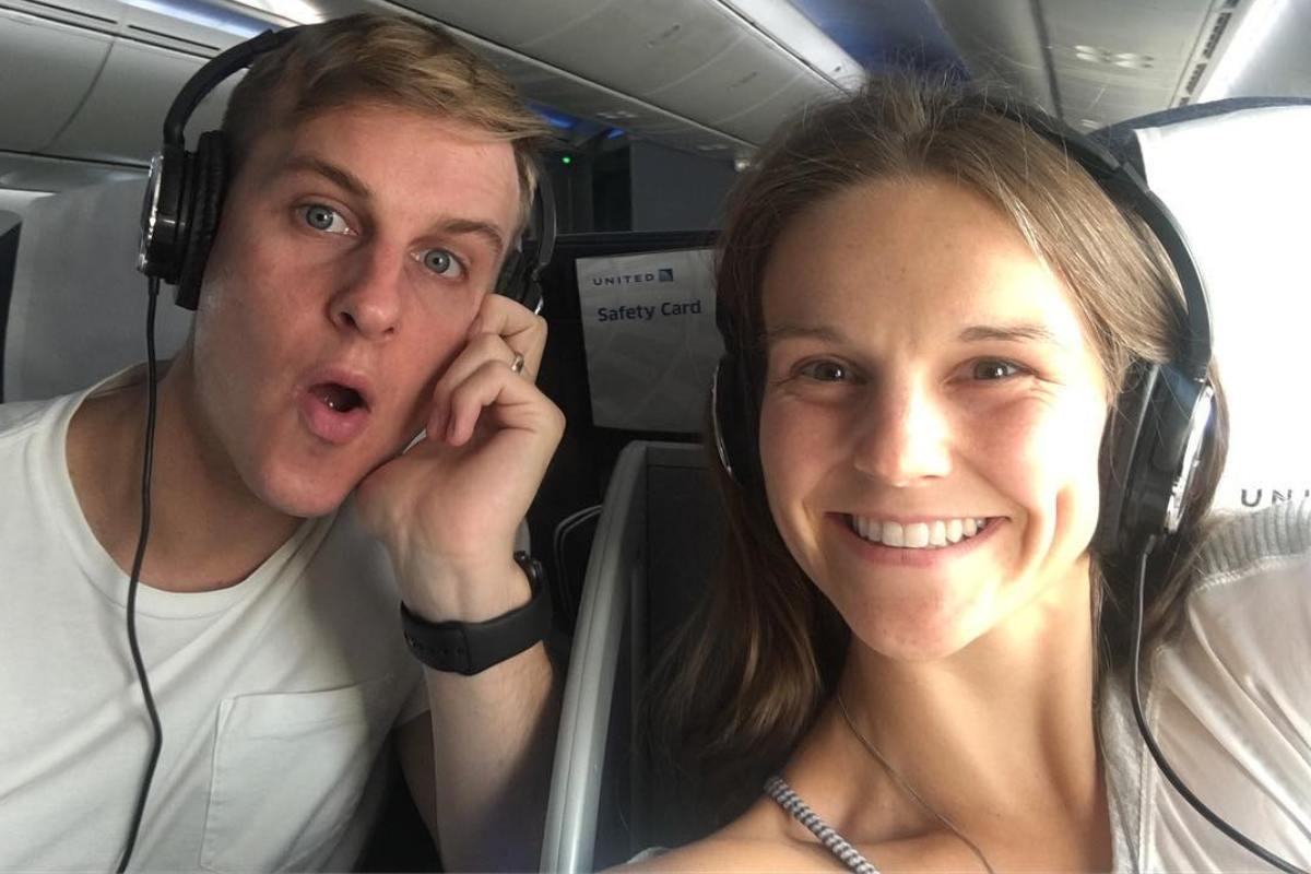 Татьяна приехала в Мексику с супругом, чтобы отметить годовщину свадьбы