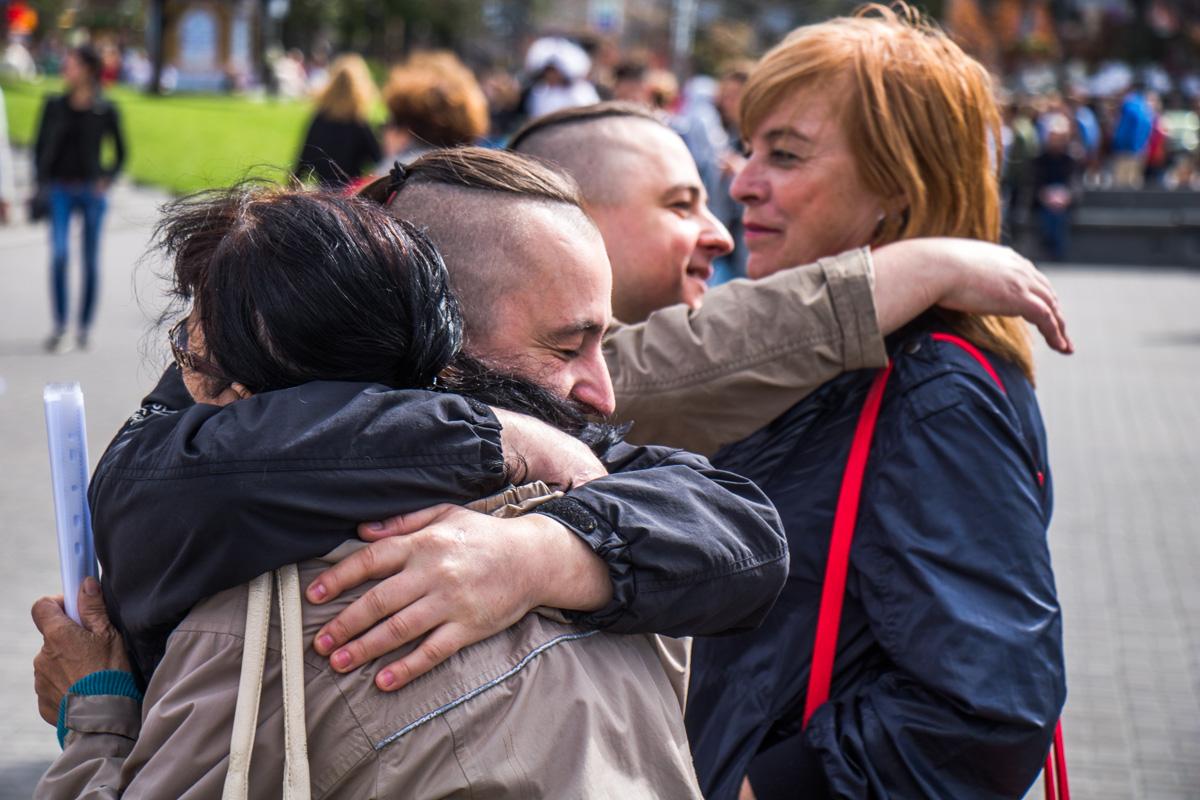 Также это уже 49-й день с начала голодовки Олега Сенцова в российской колонии