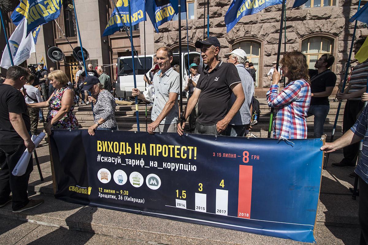 До 8 гривен проезд в метро может подорожать уже с 15 июля