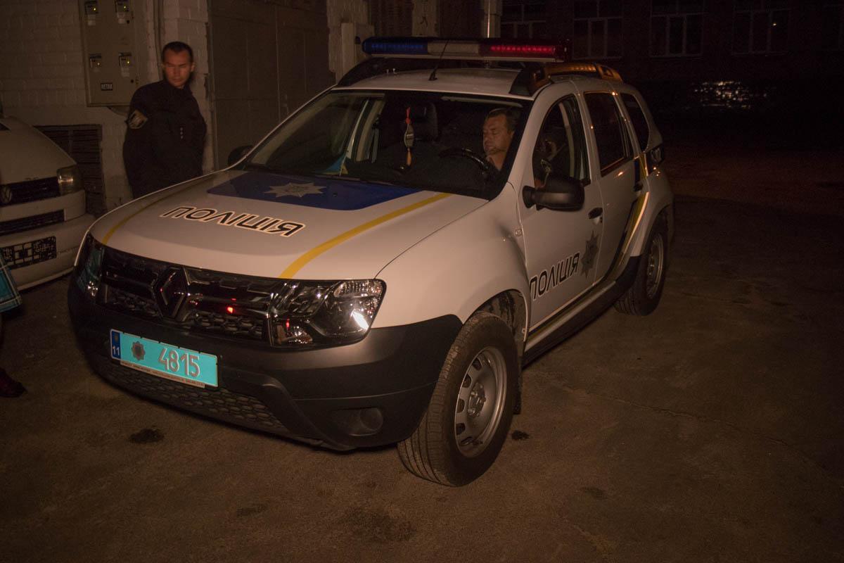 Также нападающие забрали сумку, в которой находилось не больше 100 гривен