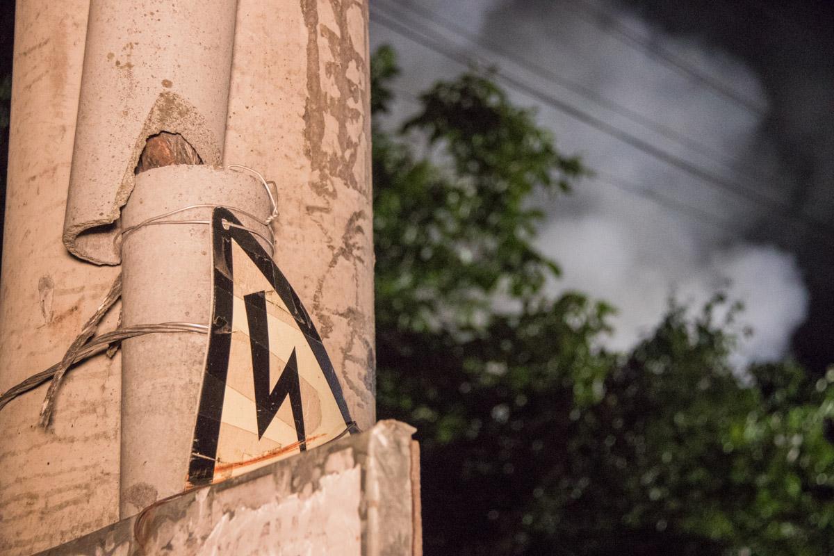 Пожарные самостоятельно обесточили дом, чтобы приступить к тушению огня