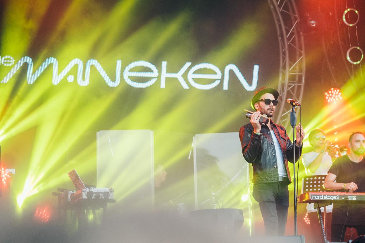 """Яркие и зажигательные """"The Maneken"""""""
