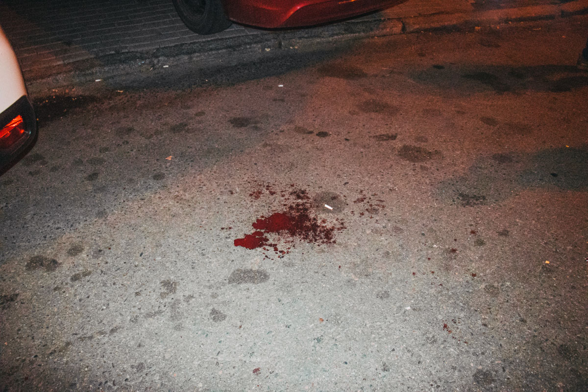 В результате инцидента четыре человека попали в больницу