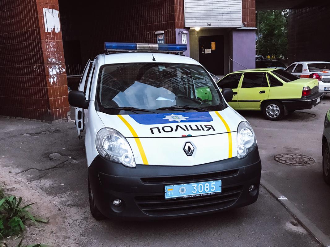 3 июля в Киеве на проспекте Академика Глушкова, 41 обнаружили труп женщины