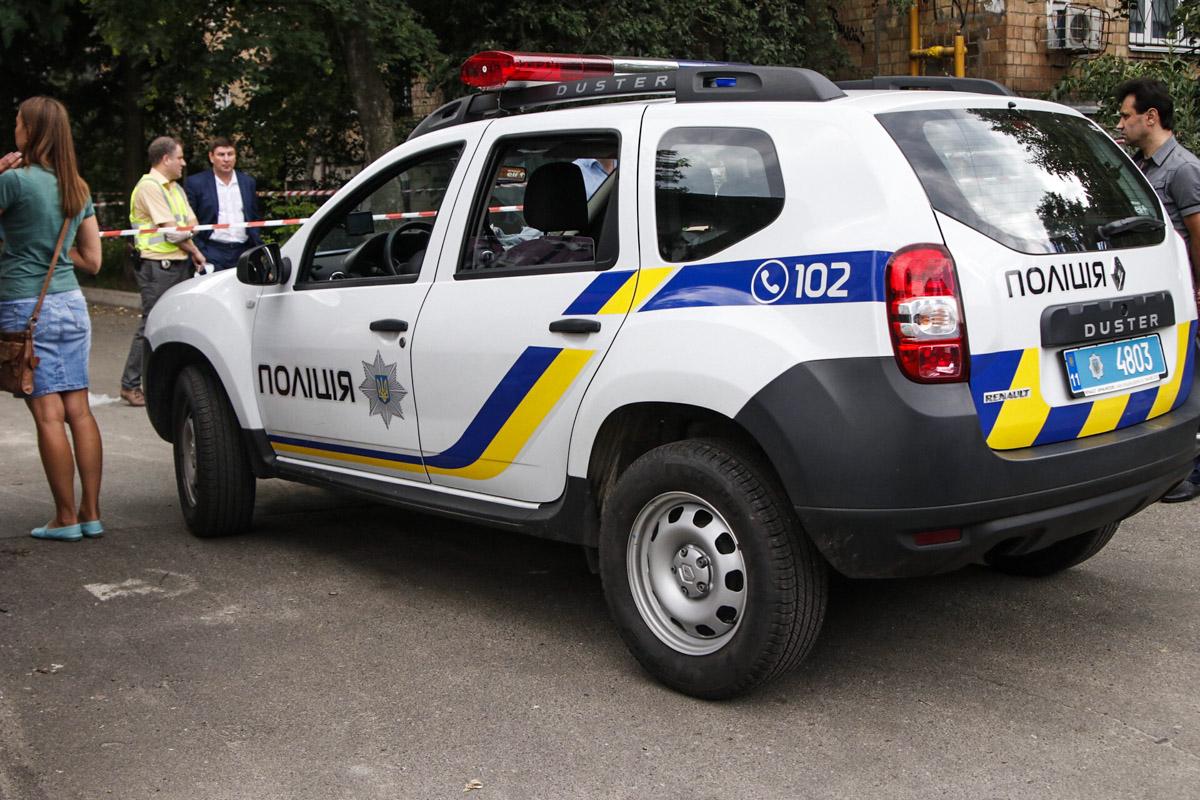 В Киеве убили мужчину на улицу Щусева