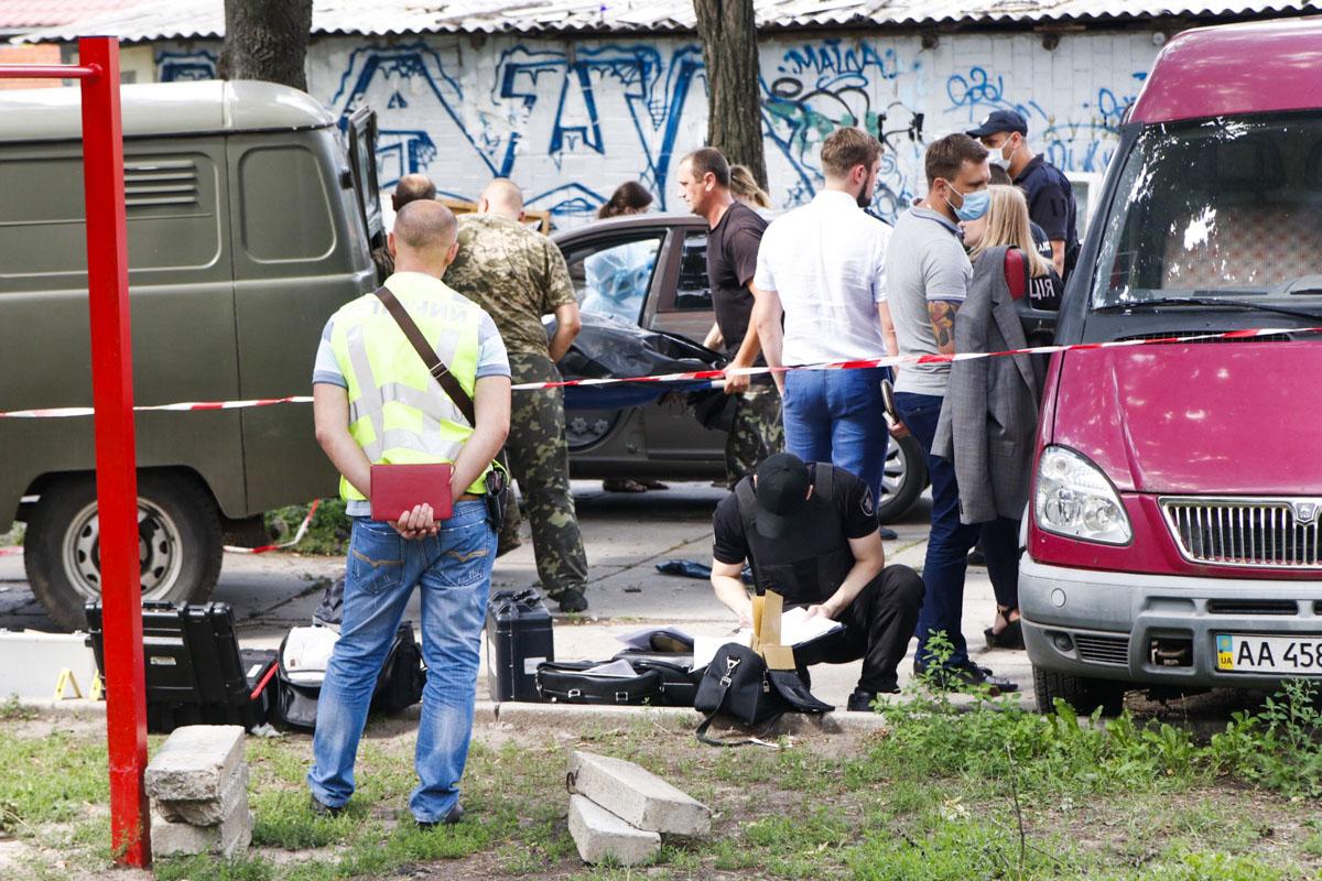 Убитый был сотрудником МВД