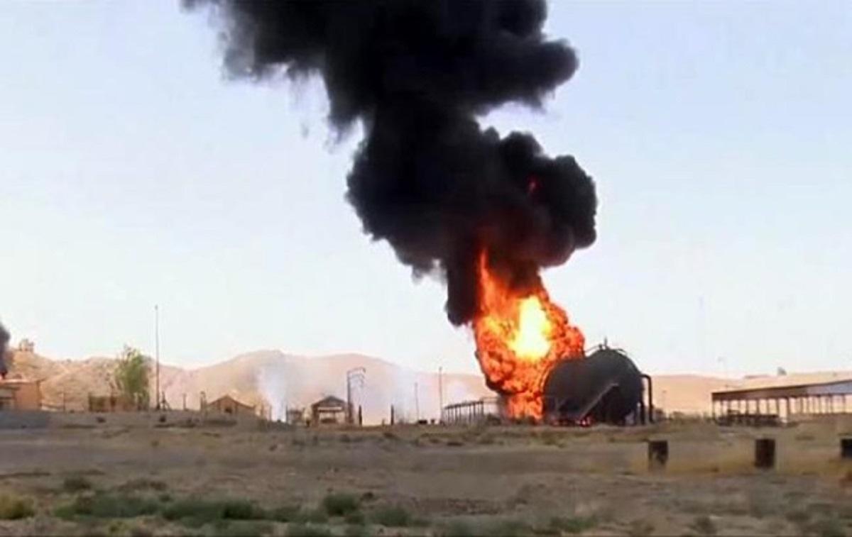 В Ираке автомобиль, начиненный взрывчаткой, забрал жизни 21 военного