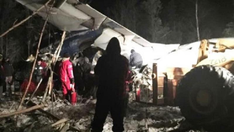 В Канаде потерпел крушениелегкомоторный самолет Cessna 206. Погибли 3 человека