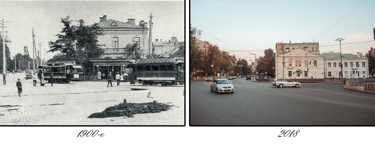 Арсенальная площадь расположена в Печерском районе Киева