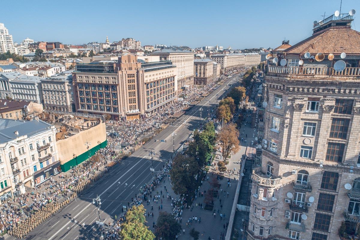 В пятницу, 24 августа, вся Украина отмечает главный государственный праздник – День Независимости
