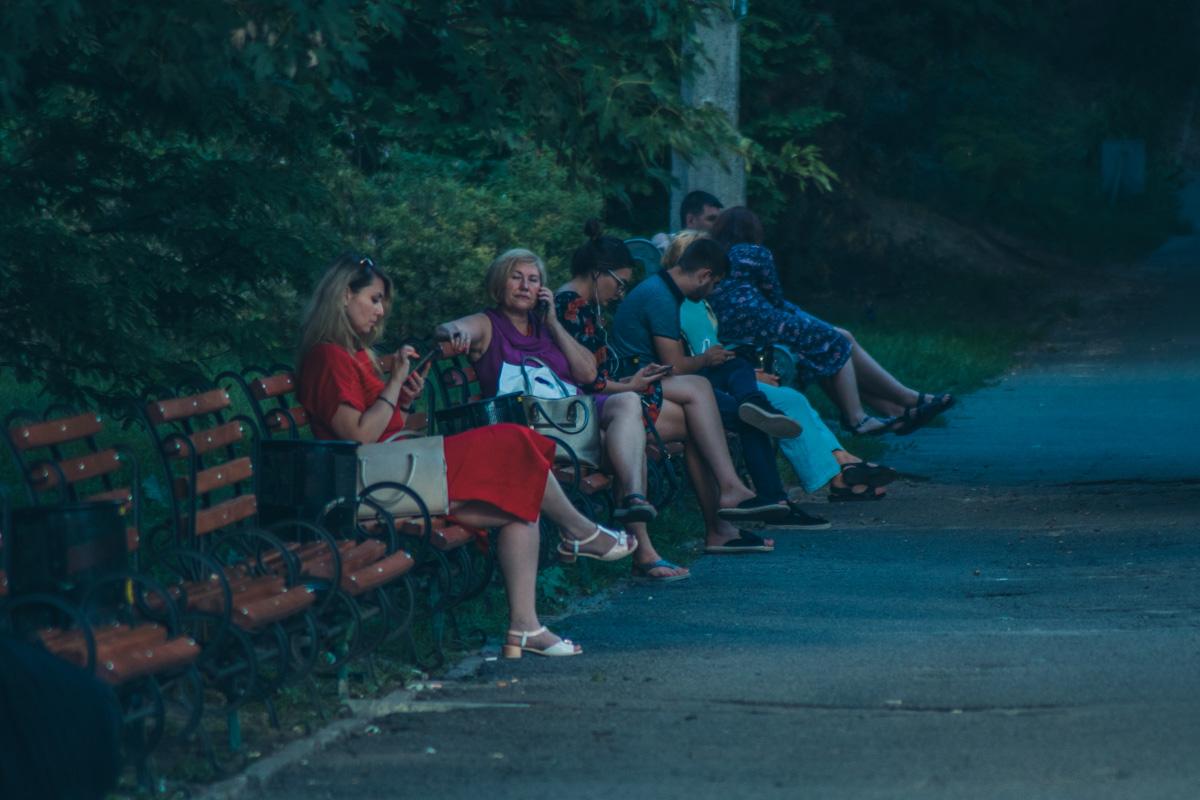 В любое другое время года вы сможете прийти сюда с семьей, с друзьями, чтобы прогуляться и отдохнуть