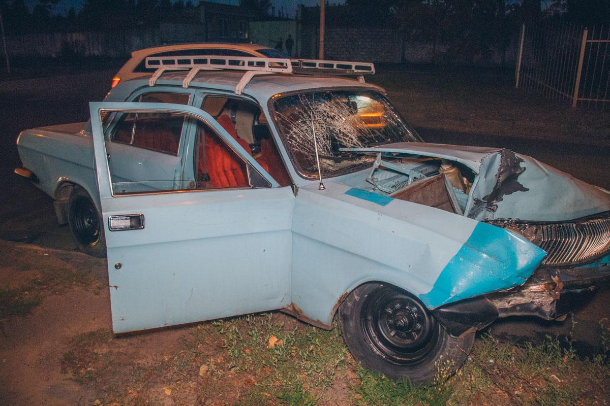Также у водителя отсутствовали все документы: водительское удостоверение, страховка и техпаспорт