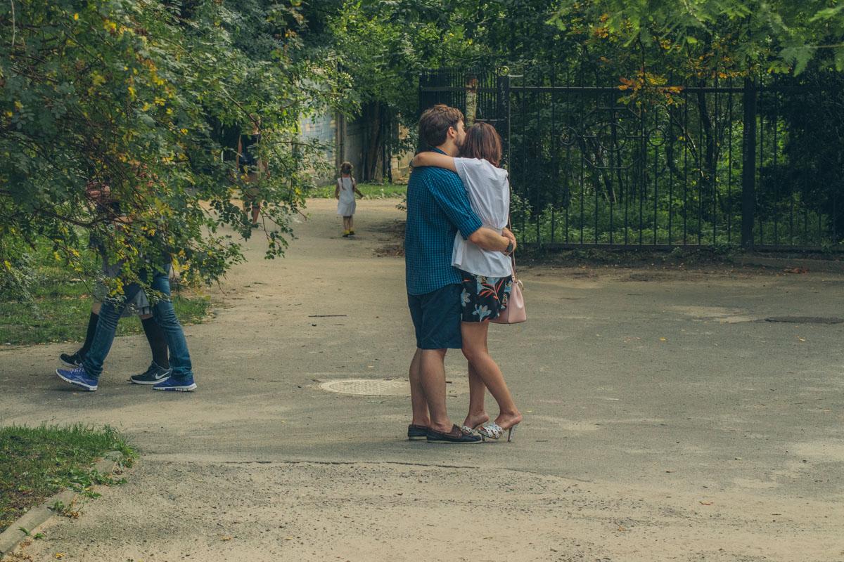 Свидание в босаду - романтика да и только!
