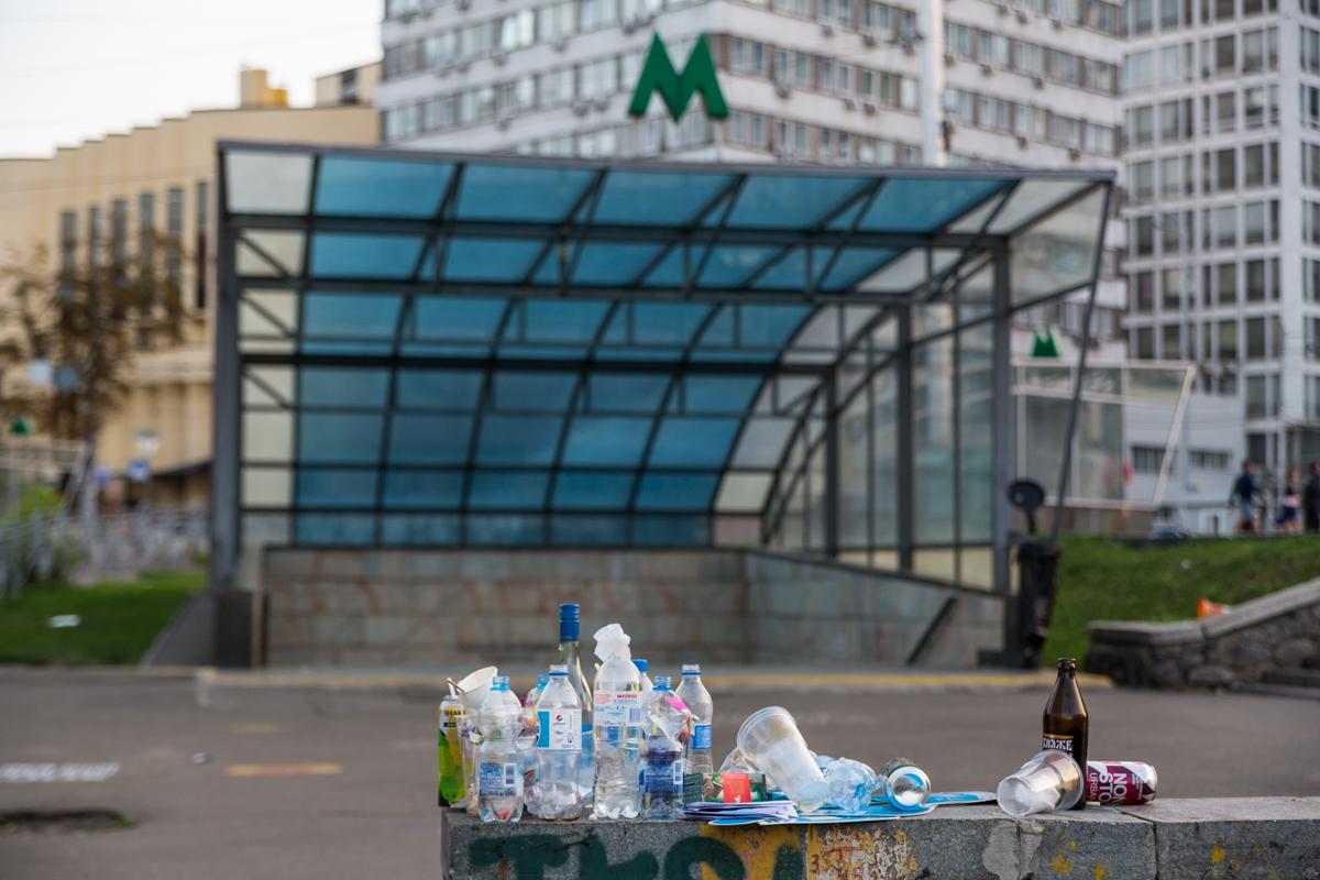 """Станция метро """"Дворец Спорта"""""""