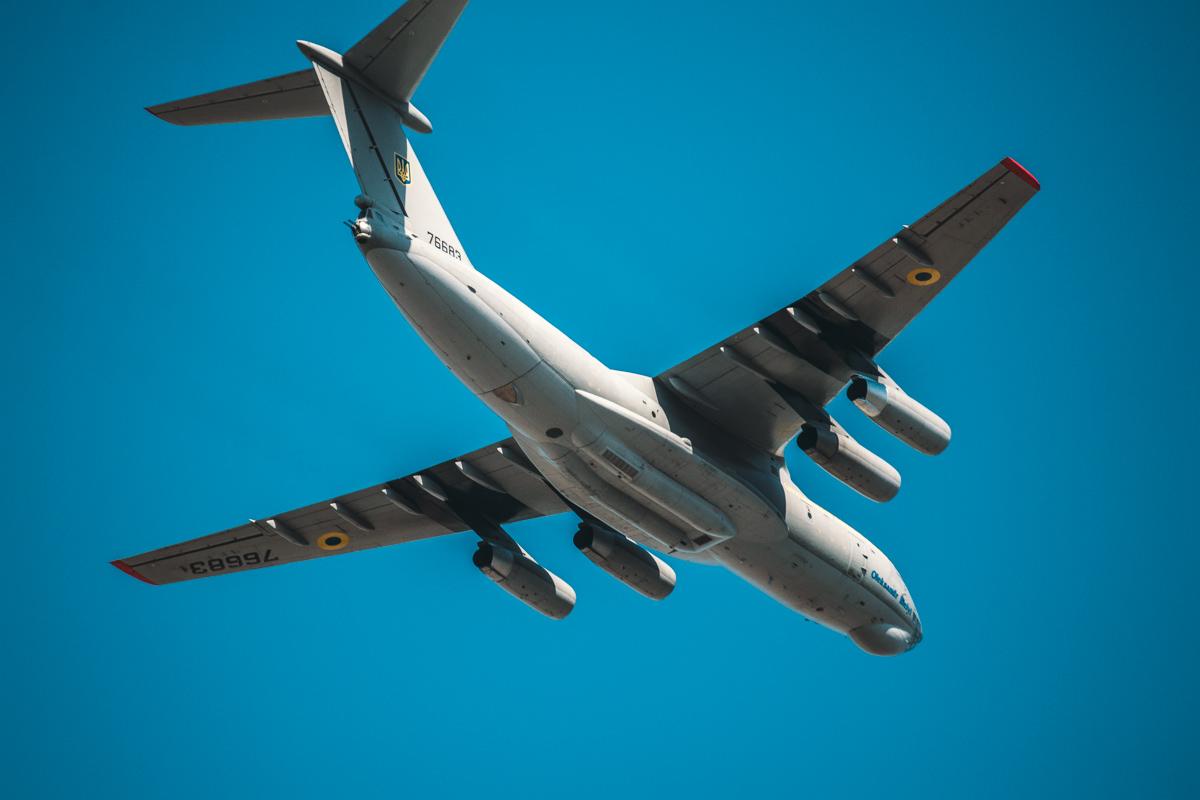 Ил-76МД во всей красе