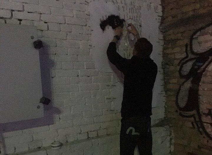 """""""Когда мы бомбили граффити, то конечно же предполагали глобальность этого хайпа, но получилось даже больше охвата, чем ожидали"""", - сообщаетYabloko ideas studio"""
