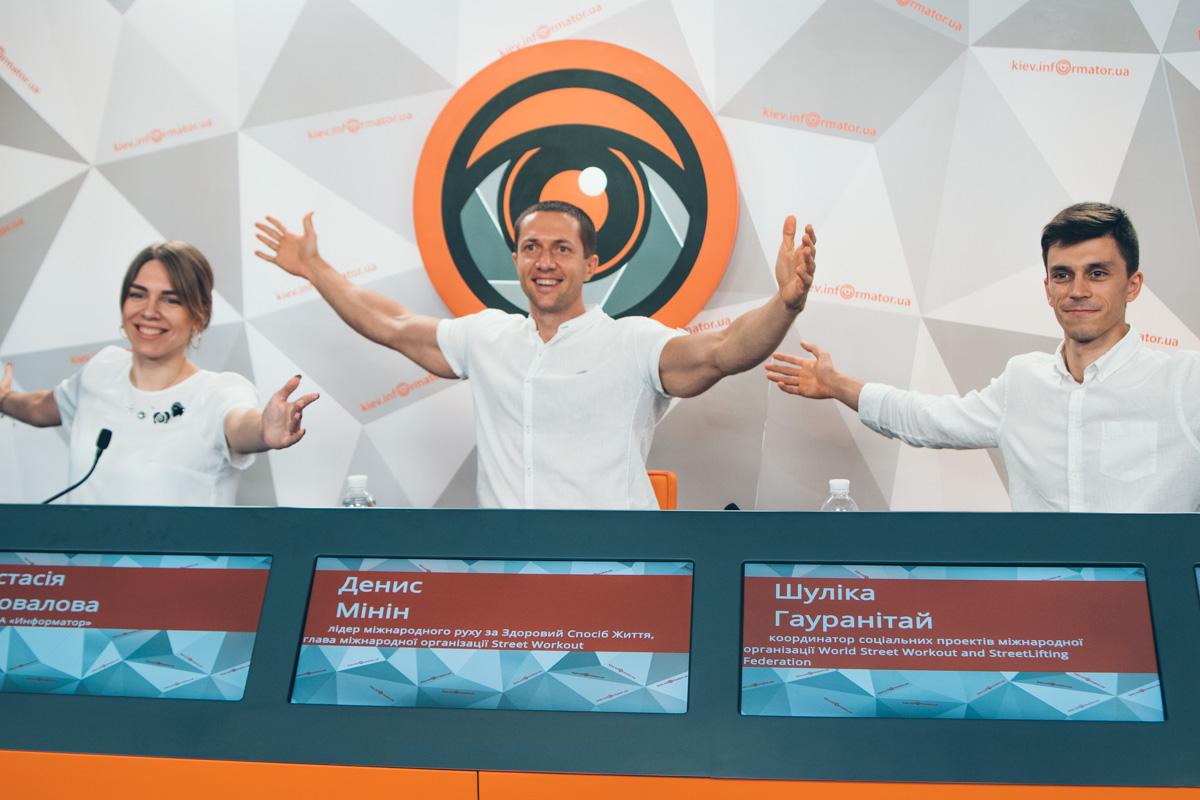 В Киеве состоится масштабный фестиваль здорового образа жизни